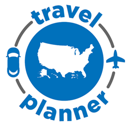 cdc travel planner logo