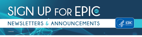 Sign Up for EPIC Newsletters and announcements