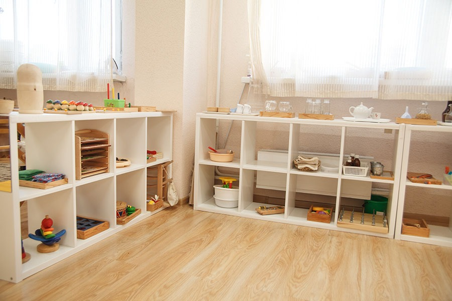 image of cubby storage cubes